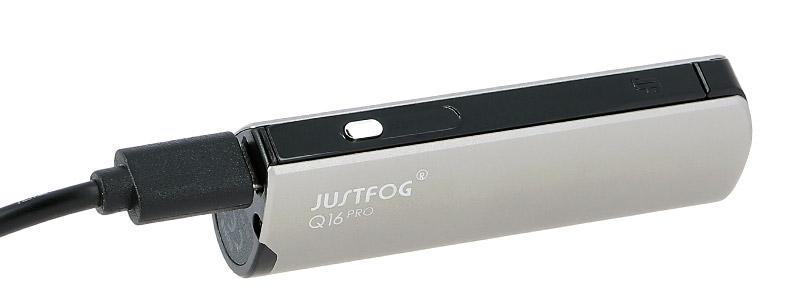 Le port USB de rechargement de la batterie du kit Q16 Pro