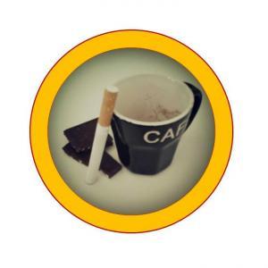 Black Coffee Tobacco