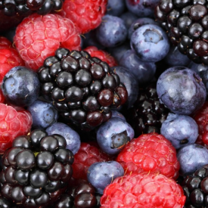 fruit pourpre