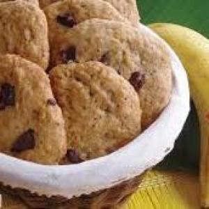 cookie a la banane