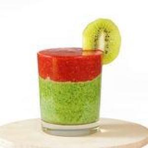 fraise kiwi & menthe