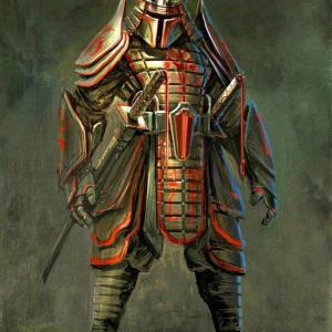 Samourai LEE