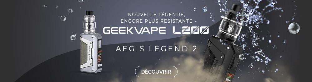 Kit Geekvape L200 Aegis Legend 2